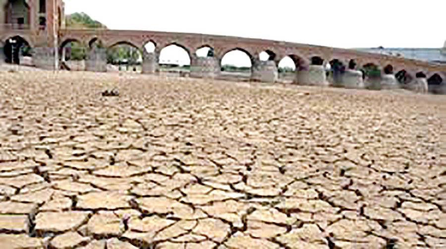 خشکترین سال در نیم قرن گذشته