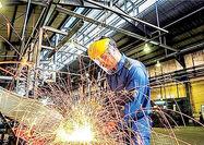 تولید صنعتی در مدار رشد