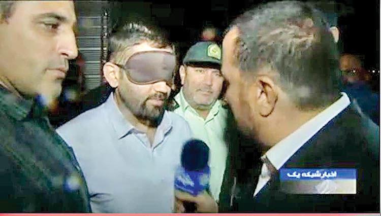 دستگیری متهم متواری سکه ثامن