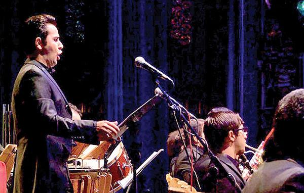خواننده ایرانی سولیست ارکستر ترکیه شد