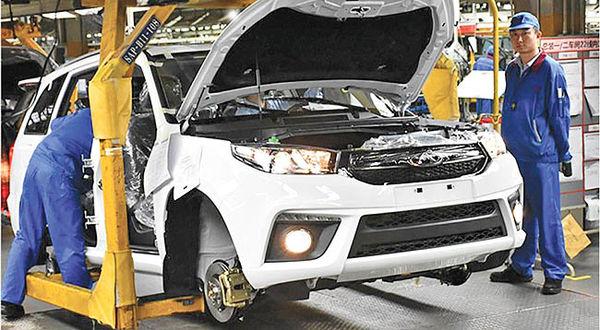 70 درصد خودروسازی خصوصی تعطیل شد