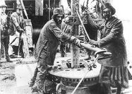 انگلیسیها و شرکت نفت بختیاریها