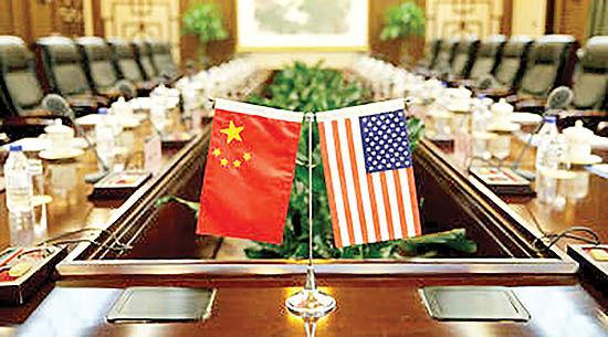 بازندگان صلح چین و آمریکا