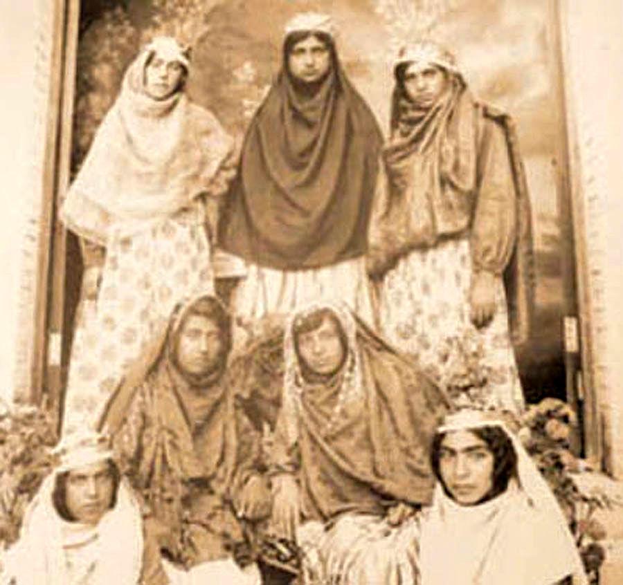 فعالیت زنان درباری قاجار