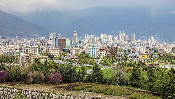 جمعیت مستعد مهاجرت از تهران