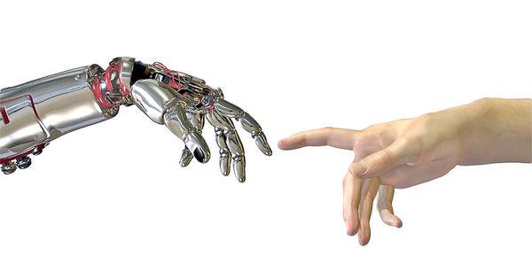 گذار مشاغل به عصر روباتها