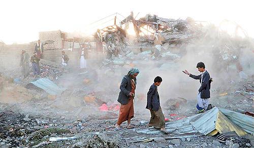 هشدار شدیداللحن پنتاگون به عربستان