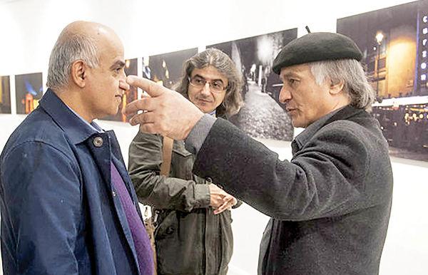 افتتاح نمایشگاه عکسهای پرویز جاهد در خانه هنرمندان