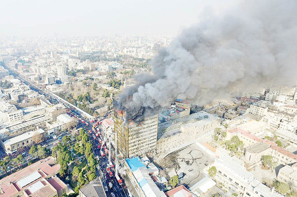 پرونده ناقص ساختمانهای بلندمرتبه پایتخت