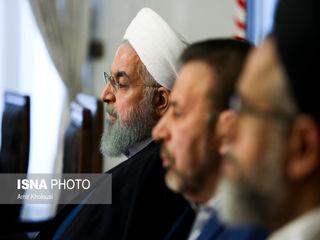 جلسه شورای عالی فضای مجازی با حضور رییس جمهور