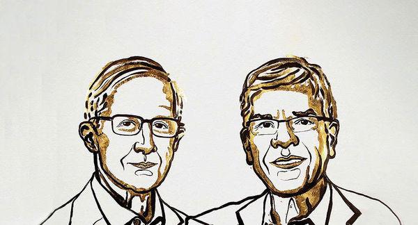 پایگاه خبری آرمان اقتصادی 01-01 برندگان جایزه نوبل اقتصاد در سال ۲۰۱۸ معرفی شدند ؛نوبل پنجاهم برای رومر و نوردهاوس