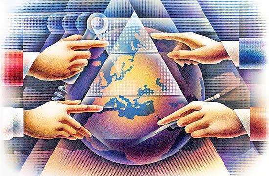 معرفی برندگان جهانی شدن
