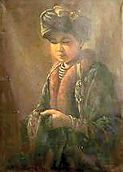 کشف یک تابلو از نقاش رازآلود تایلندی در ایران