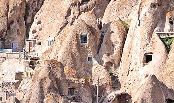 معماری صخره کند
