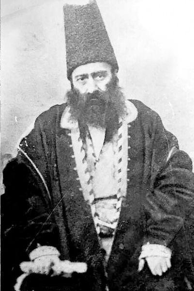 آغاز صدارت امیرکبیر