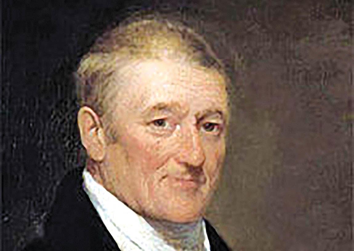 جان ملسون، استعمارگر صنعت گستر