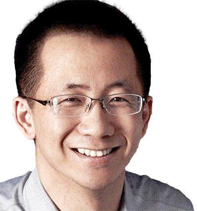 ژانگ ییمینگ