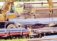 ترمز رشد قیمت فولاد کشیده شد