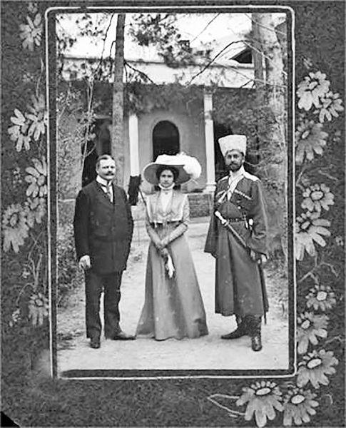 سپردن طهران به پالکونیک