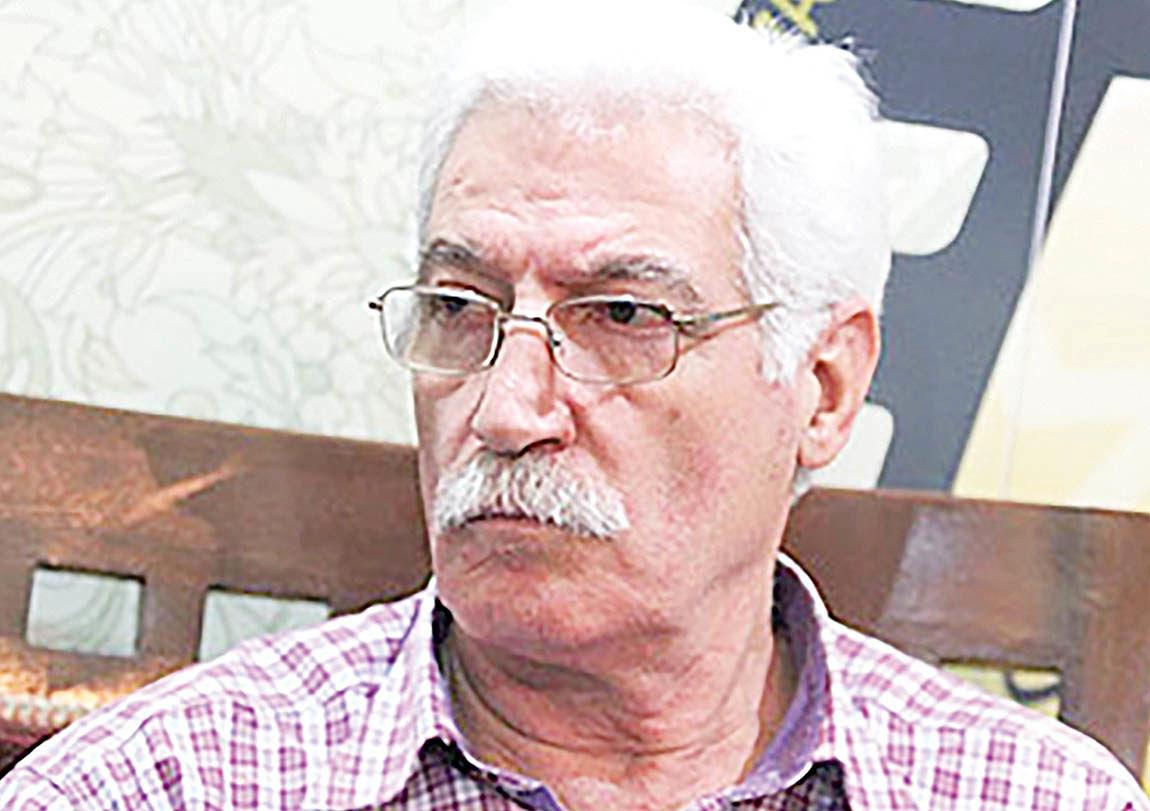 تشییع پیکر حبیب کاوش از مقابل خانه سینما