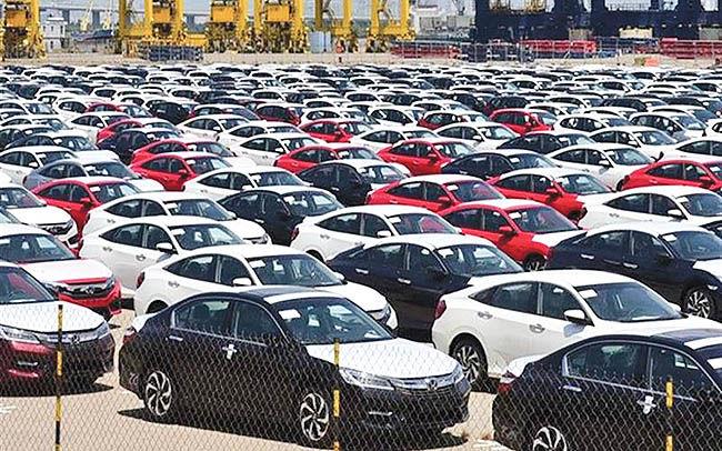 کاهش تقاضای خودرو در بریتانیا