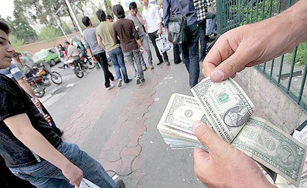 مدیریت دلار با حراج معکوس
