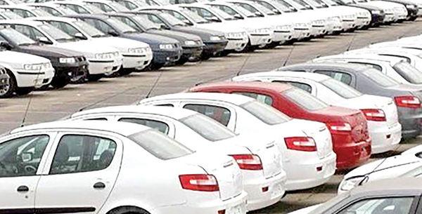 رکود در خرید و فروش خودرو
