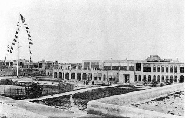 اشغال بوشهر از سوی نیروهای انگلیسی
