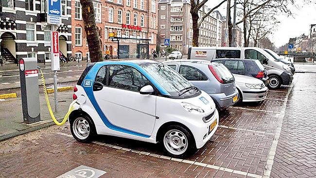 حمایت تمامعیار ژرمنها از خودروهای برقی