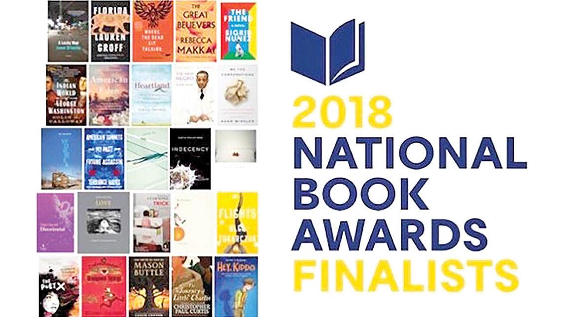 نویسنده ایرانی در جمع نامزدهای نهایی جایزه ملی کتاب آمریکا