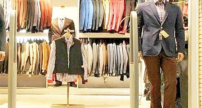 دو جریان در بازار پوشاک