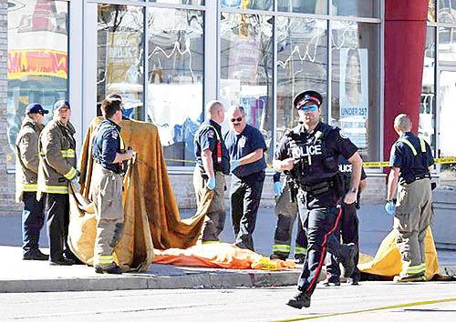 تراژدی تورنتو