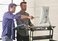 طراحی میز جدید برای کارکنان اپل