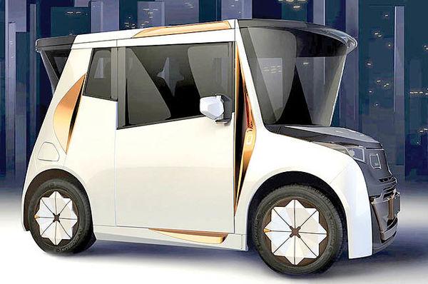 خودروی برقی پیشرفته چینی