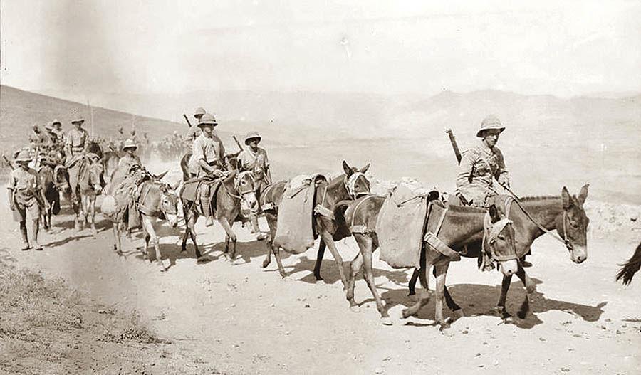 ایران در آستانه جنگ جهانی اول