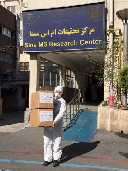 تولید و اهدای 15 هزار عدد «گان» در ایام نوروز توسط گروه کوبل