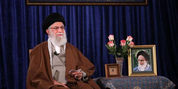 سخنرانی تلویزیونی رهبر انقلاب تا ساعاتی دیگر آغاز میشود
