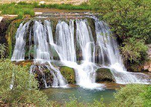 آبشار گریت؛ خفته در طبیعت بکر خرمآباد