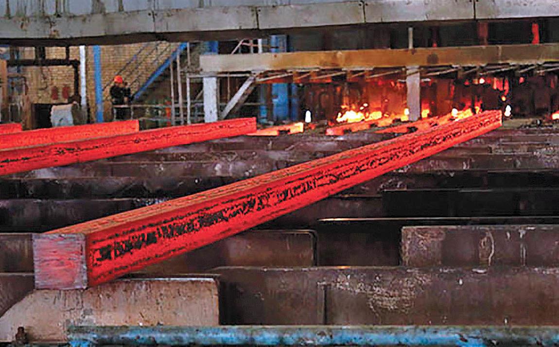 تداوم روند کاهشی قیمت فولاد