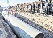 دستور انتقال آب از دریای عمان