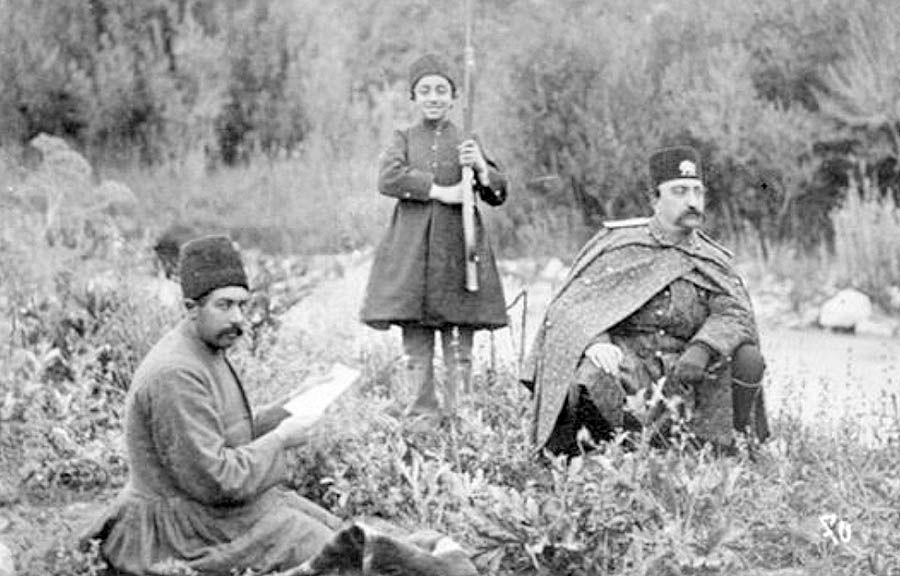 فرهنگ شکار در دوره قاجار