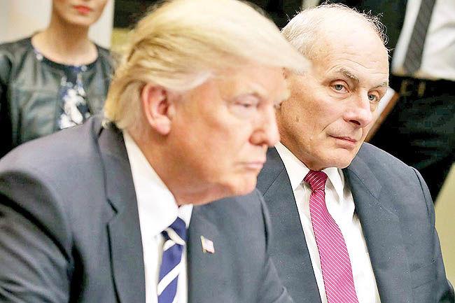 رسوایی جدید در کاخ سفید