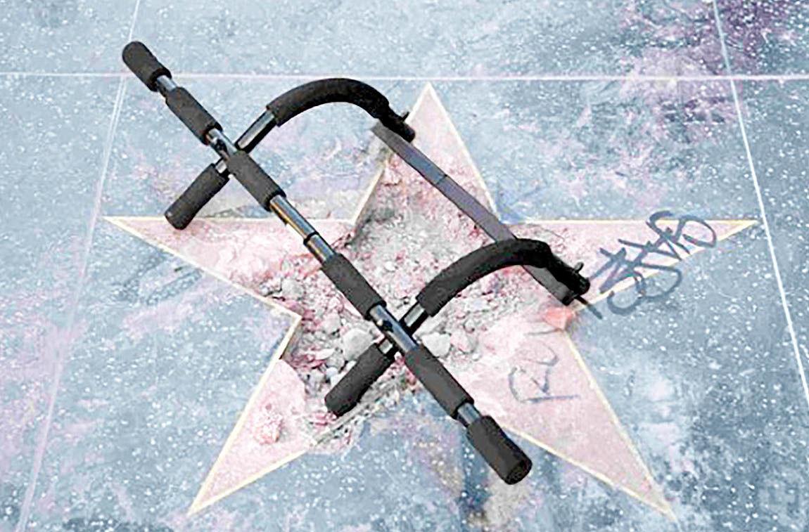 درخواست حذف ستاره ترامپ از سوی شورای شهر هالیوود