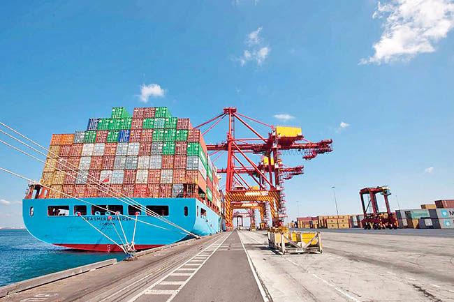 ترافیک در دروازه تجاری