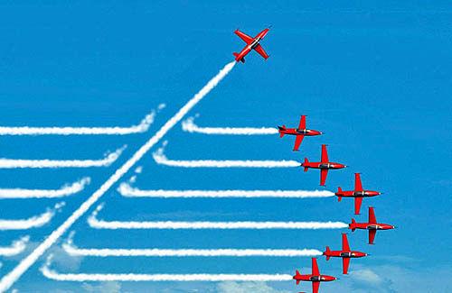 سه درس مهم، برای شکست دادن اخلالگران