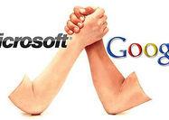 رقابت گوگل و مایکروسافت برای ساخت برترین سیستم ابری
