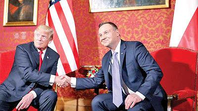نشست ضدایرانی آمریکا در ورشو