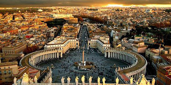 جاذبههای رم باستان در رم مدرن