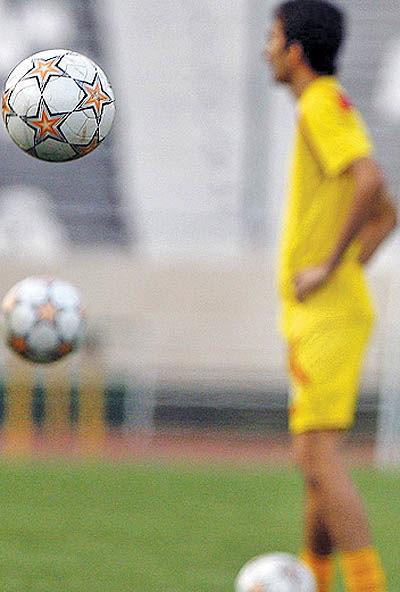 افتتاح دوره «مدیریت و تشکیلات فوتبال»