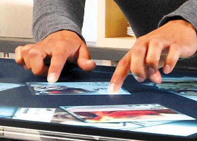 مایکروسافت از «Surface» پردهبرداری میکند